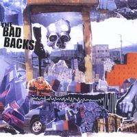 The Bad Backs | Tombstone Town 7""