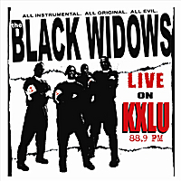 The Black Widows | Live on KXLU