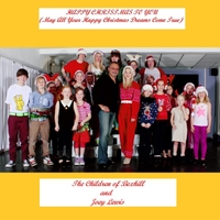 The Children of Bexhill & Joey Lewis | Happy Christmas to You (May All Your Happy Christmas Dreams Come True)