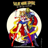 The Clownettes | Sailor Moon Zombie