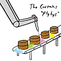 The Curtains | Flybys