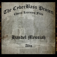 The Cyberbass Project | Handel's Messiah - Alto