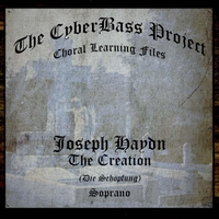 The Cyberbass Project | J.HAYDN: The Creation (Die Schöpfung), Hob. Xxi:2 (Soprano)