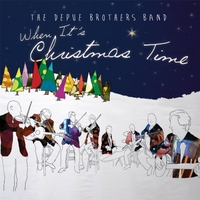 The Depue Brothers Band | When Its Christmas Time