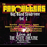 The Fogcutters | Big Band Syndrome, Vol. 1: Live At the State Theatre