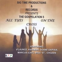 The Gospelation 5 | The Gospelation 5: All Eyes On the Cross