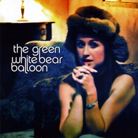 The Green | White Bear Balloon