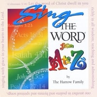 The Harrow Family | Sing the Word From A to Z