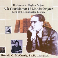 The Langston Hughes Project | Ask Your Mama: 12 Moods for Jazz (Live at the Huntington Library)