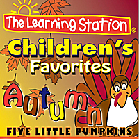 The Learning Station | Five Little Pumpkins - Single