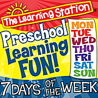 The Learning Station | 7 Days of the Week