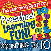 The Learning Station | Counting to 10