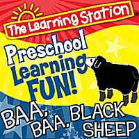 The Learning Station | Baa, Baa, Black Sheep
