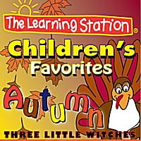 The Learning Station | Three Little Witches