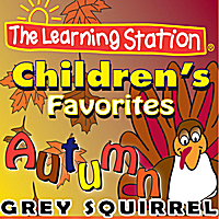 The Learning Station | Grey Squirrel