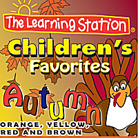 The Learning Station | Orange, Yellow, Red and Brown