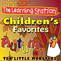 The Learning Station | Ten Little Monsters