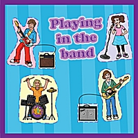The Little Rockers Band | Playing in the Band