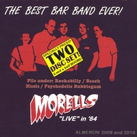 Morells | The Best Bar Band Ever!