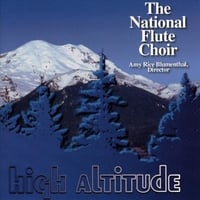 The National Flute Choir & Amy Rice Blumenthal | High Altitude