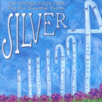 The National Flute Choir & Amy Rice Blumenthal | Silver
