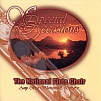 The National Flute Choir & Amy Rice Blumenthal | Special Occasions