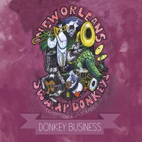 The New Orleans Swamp Donkeys Traditional Jass Band | Donkey Business