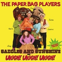 The Paper Bag Players | Saddles and Sunshine / Laugh! Laugh! Laugh!
