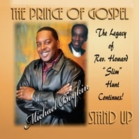 """The Prince of Gospel"" Michael Boykin 