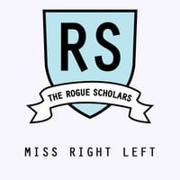 The Rogue Scholars | Miss Right Left