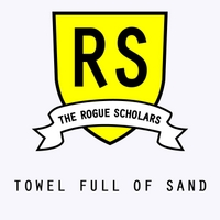 The Rogue Scholars | Towel Full of Sand