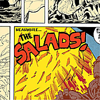 The Salads | Meanwhile...