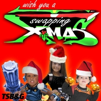 The Skylander Boy and Girl | Wish You a Swapping Christmas