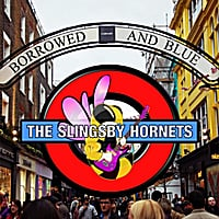The Slingsby Hornets | Borrowed and Blue