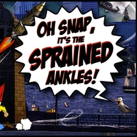 The Sprained Ankles | Oh Snap, It's The Sprained Ankles