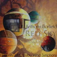 The University of Kentucky Wind Symphony, Dr. John Cody Birdwell & Bradley Kerns | Red Sky