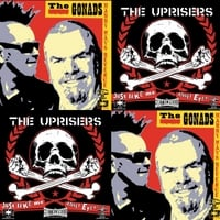 The Uprisers & The Gonads | The Uprisers / The Gonads Split