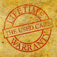 The Used Cars | Lifetime Warranty