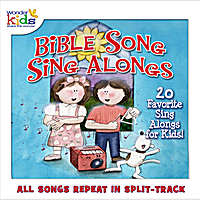 The Wonder Kids | Bible Song Sing Alongs
