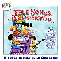 The Wonder Kids | Bible Songs to Build Character