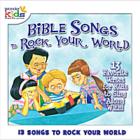The Wonder Kids | Bible Songs to Rock Your World