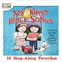 The Wonder Kids | My First Bible Songs, Vol. 1