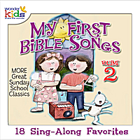The Wonder Kids | My First Bible Songs, Vol. 2