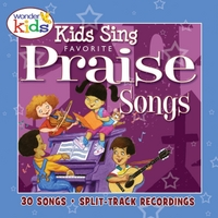 The Wonder Kids | Kids Sing Favorite Praise Songs