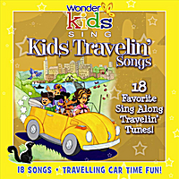 The Wonder Kids | Kids Travelin' Songs