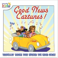 The Wonder Kids | Good News Cartunes
