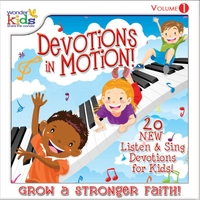 The Wonder Kids | Devotions in Motion Vol. 1