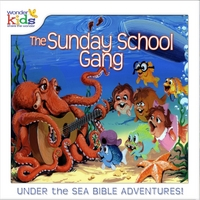 The Wonder Kids | The Sunday School Gang
