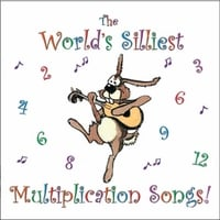 Brent Holmes | The World's Silliest Multiplication Songs