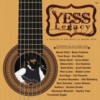 Various Artists | The Yess Legacy: A Tribute to the Music of Moshe Yess